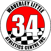 Waverley Little Athletics Centre Inc. logo
